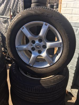 Car tires rim size 61/2 for Sale in Washington, DC