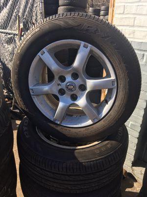 Car tires rim size 61/2 for Sale in Washington, DC