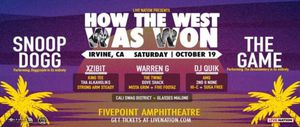 How The West Was Won Concert Tickets for Sale in Fontana, CA