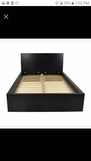 Ikea malm full bed frame for Sale in Covington, KY
