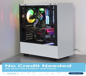 Gaming Desktop Custom Build PC computer Intel Core i7-9700K 16GB RAM (RGB) 1 TB NVMe SSD NVIDIA RTX 2070 (8GB) Liquid Cooling NZXT H510 Case for Sale in Fontana, CA