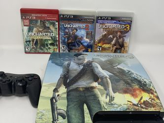 PS3 Uncharted Bundle for Sale in Carson,  CA