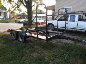 16 ft car hauler for Sale in Indianapolis, IN