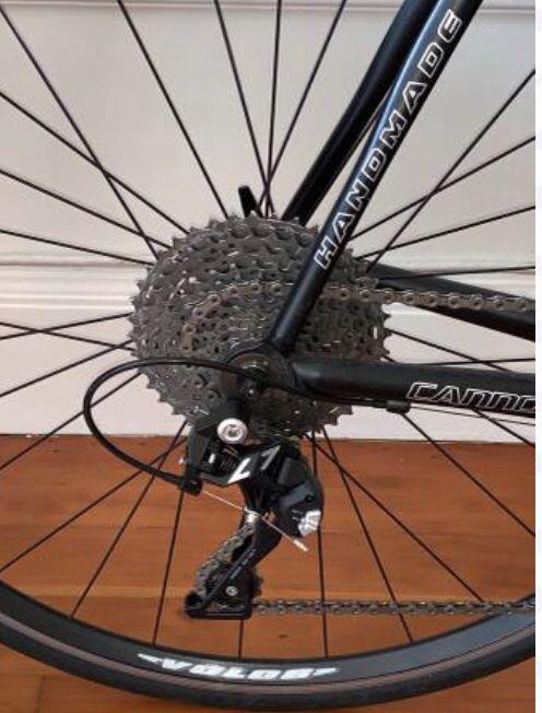 Cannondale CAAD 8 Carbon/Aluminum Bike - Under 16lbs/ 7kg