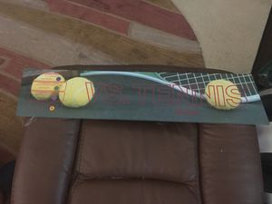Nintendo Vs Tennis Arcade Video Game Marquee for Sale in Yorba Linda, CA