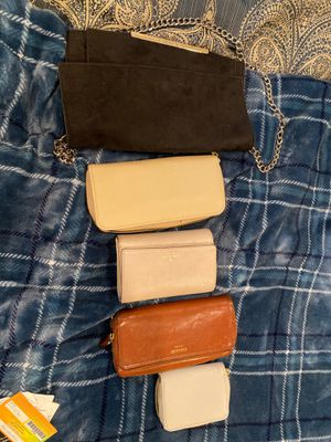 Designer wallets for Sale in Redwood City, CA