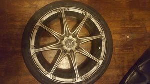"3 rims for sale 3 as is (17"" rims 4 lug) universal. missing 1 rim. for Sale in Philadelphia, PA"