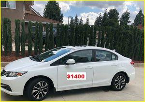 Price$1400 Honda Civic for Sale in East Grand Rapids, MI
