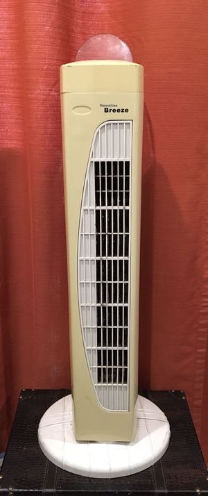 Oscillating Tower Fan (3 Speeds) for Sale in Los Angeles, CA