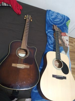 Jasmine acoustic and ibanez acoustic electric 195 for both or better price for Sale in Painesville, OH