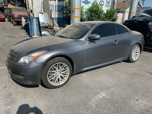2010 INFINITI G37 CONVERTIBLE PARTING OUT for Sale in Long Beach, CA