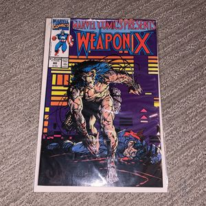 Marvel Comics Weapon X Premier for Sale in Everett, WA