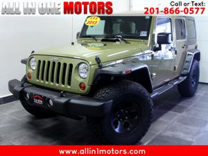 2013 Jeep Wrangler Unlimited for Sale in North Bergen, NJ