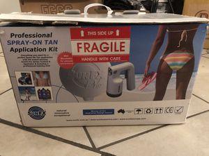 Spray tan machine for Sale in Lakeland, FL