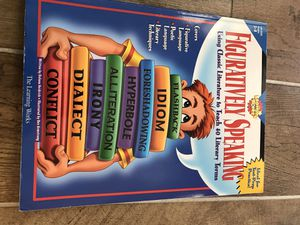 Figuratively speaking teachers resource for Sale in Peoria, AZ