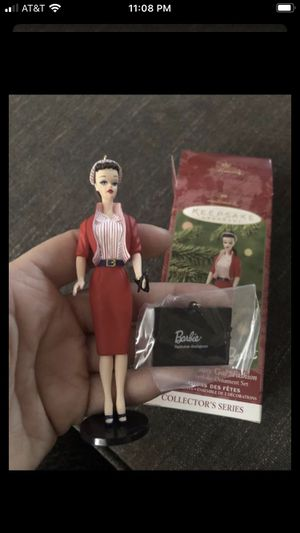 Hallmark Barbie ornament for Sale in San Leandro, CA