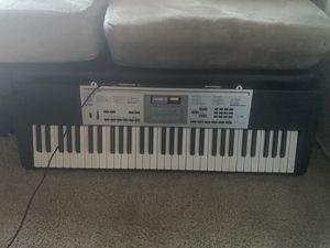 Casio electric keyboard for Sale in Sacramento, CA
