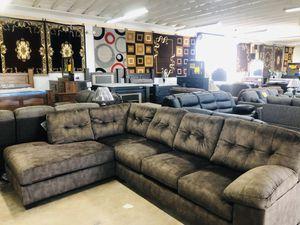 Brand new Ashley sectional sleeper inside memory foam $985 for Sale in Phoenix, AZ