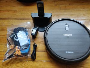 Deebot N79s robot vacuum works with alexa/google for Sale in Whippany, NJ