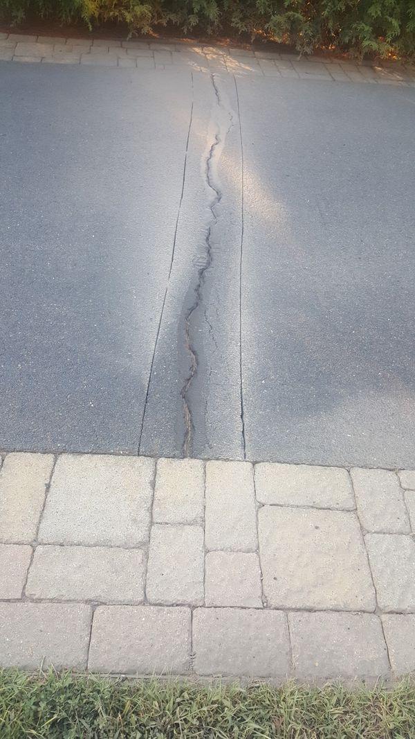 Asphalt Paving Remove & Replace, Northern Virginia
