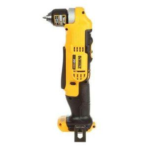 DEWALT20-Volt MAX Lithium-Ion Cordless 3/8 in. Right Angle Drill (Tool-Only) for Sale in Triangle, VA