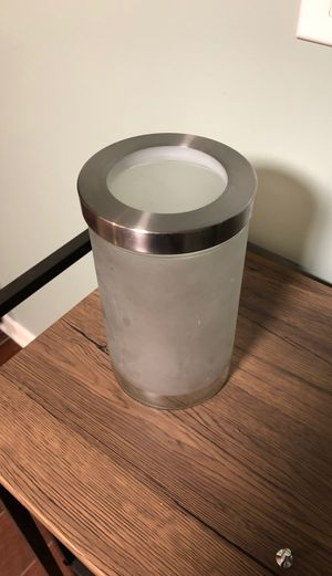 Stainless Steel Glass Air-Tight Storage Container for Sale in Chicago, IL