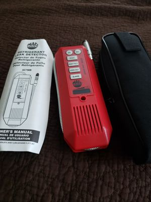 Mac tools freon sniffer leak detector like new!! for Sale in Riverside, CA