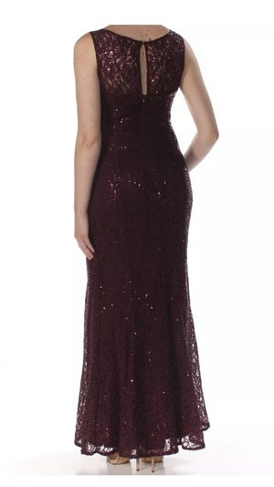 Formal Dresses Size 16 Purple Evening Gowns Prom Bridesmaid Mother of the Bride for Sale in Burbank, IL