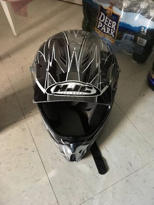 DOT Approved motorcycle and moped helmet for Sale in Manassas, VA