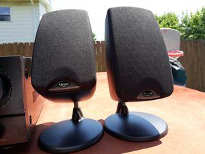 Klipsch Quin3BK Speakers for Sale in Indianapolis, IN