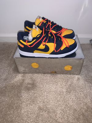 Offwhite dunk for Sale in Alexandria, VA