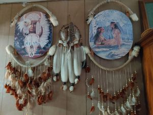 Indian dream catchers for Sale in Oakland, MN
