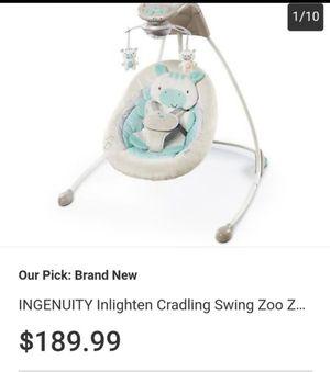 Ingenuity swing for Sale in Austin, TX