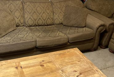 Couch, Chair & ottoman for Sale in Scottsdale,  AZ
