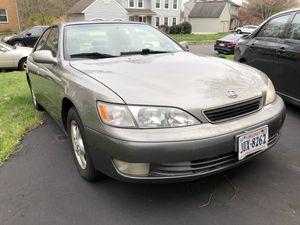 Lexus es300 for Sale in Sterling, VA