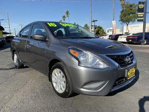 2016 Nissan Versa for Sale in Anaheim, CA