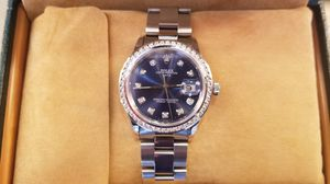 ROLEX DATEJUST $6300 - reduced big time! for Sale in HUNTINGTN BCH, CA