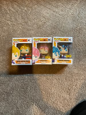 GOKU/VEGITO BUNDLE for Sale in Layton, UT