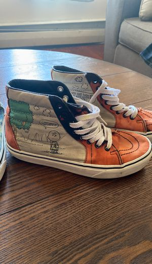Vans men's size 5.5 and size 6 used sneakers . for Sale in Brooklyn, NY