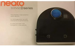 NEW $500+ Neato Botvac D Series D85 Bagless Powerful Robotic Vacuum Cleaner for Sale in Gaithersburg, MD