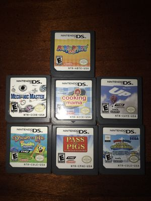 Nintendo DS Lite games for Sale in North Caldwell, NJ