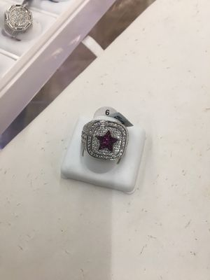 Sterling silver ring for Sale in Stone Mountain, GA
