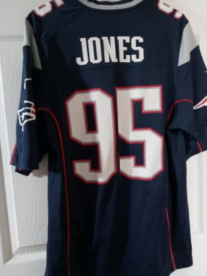 New England Patriots jersey for Sale in Porter, TX