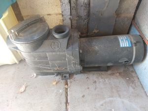 Pool Motor and Pump for Sale in Phoenix, AZ