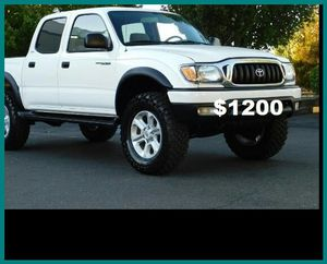 Price$1200 Toyota Tacoma for Sale in Worcester, MA