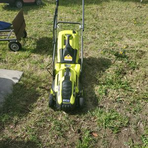 electric mower for Sale in Fontana, CA