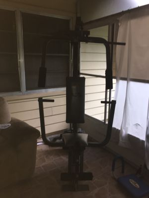 Weight bench for Sale in Spring Hill, FL