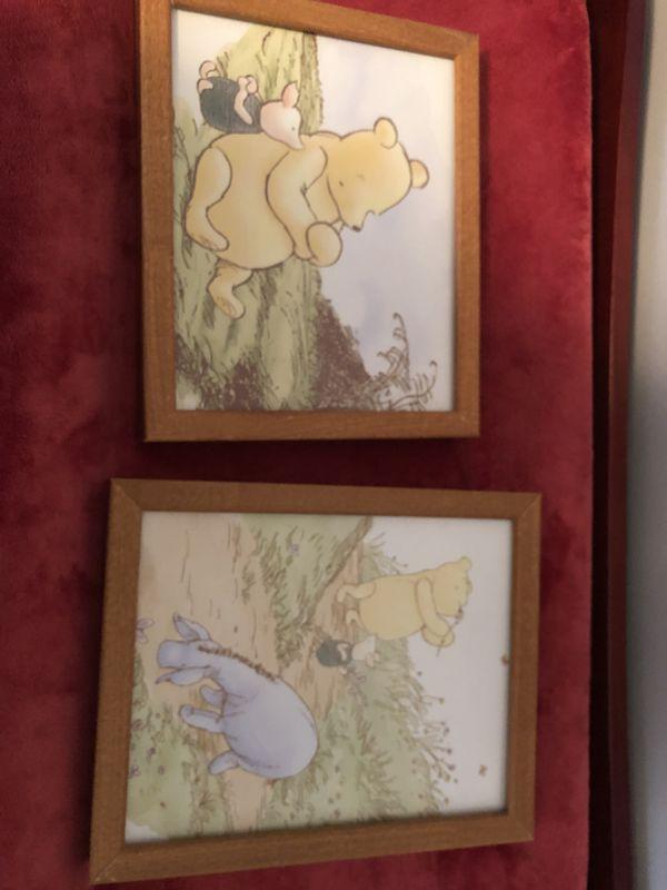 My friend Pooh Nursery Set-9 Pieces
