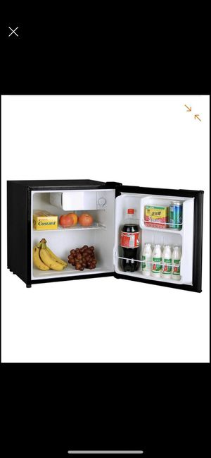 Mini fridge with freezer Brand new in a box measurements 20 x 20 x 18 inches for Sale in Nashville, TN
