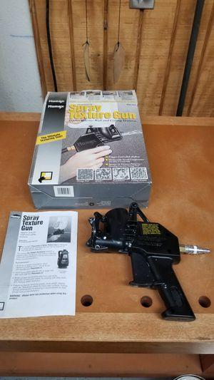Homax Spray Texture Gun #4610 for Sale in Poway, CA